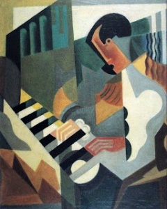 Piano - Maria Blanchard